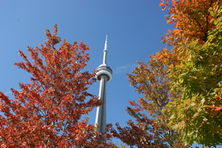 The CN Tower - Toronto Canada