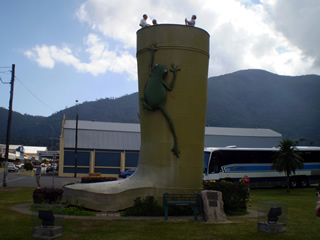 The Big Gumboot