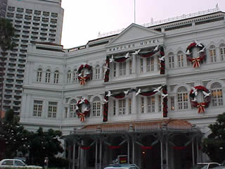 Raffles Hotel Singapore Pictures on Since 1887 Raffles Hotel In The Island Country Of Singapore Has Been