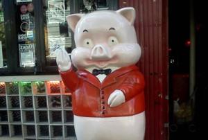 Baron Von Swine